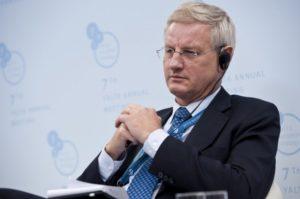 Bivši švedski diplomata Karl Bilt