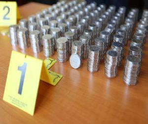 konfiskovan novac