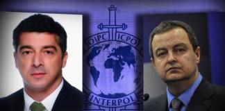 Milan Dimitrijević, načelnik UMOPS i Ivica Dačić, ministar spoljnih poslova