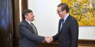 Vučić i Palmer