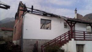 Zapaljena Kuća Peć