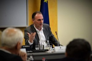 Zamenik premijera Kosova i lider Inicijative Nisma Fatmir Ljimaj