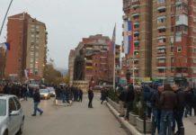 Kosovska Mitrovica, 23. novembar 2018, FOTO: KoSSev
