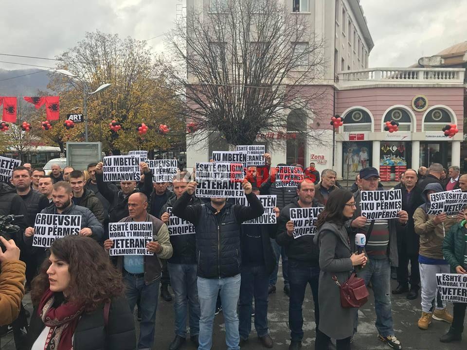 Protest peć