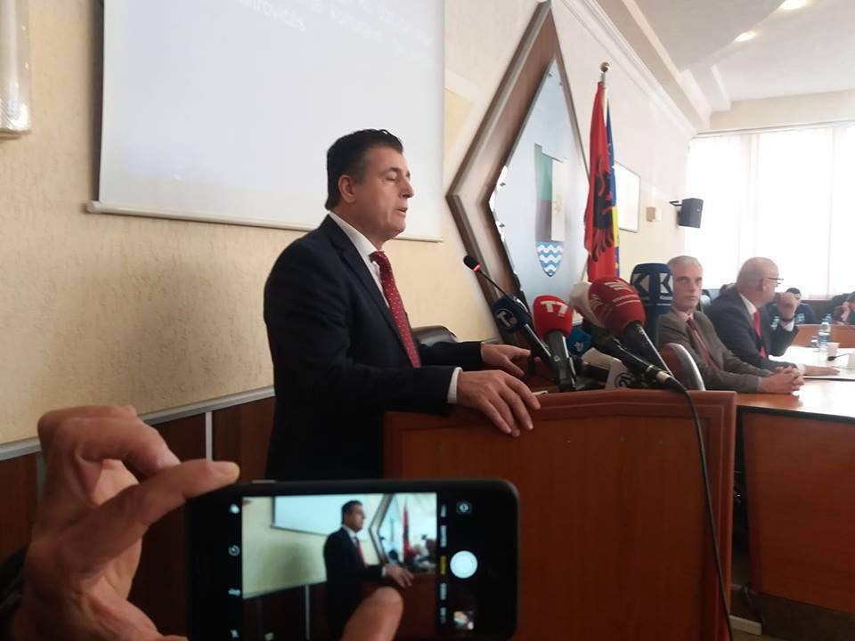 Agim Bahtiri 30.11. 2018.