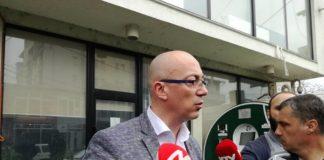 Goran Rakić FOTO: KoSSev