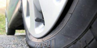 Izbušene gume