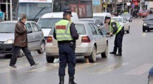 Policija skida tablice u Ropotovu