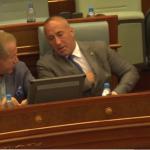 Ramuš Hradinaj i Bedžet Pacoli, FOTO: N1, screenshot
