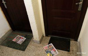novine u Kosovskoj Mitrovici Dnevna štampa