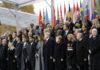 Foto: AP Photo/Francois Mori, Pool / Obeležavanje stogodišnjice od završetka Prvog svetskog rata