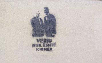 Grafit Tači Putin