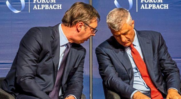 Tači i Vučić