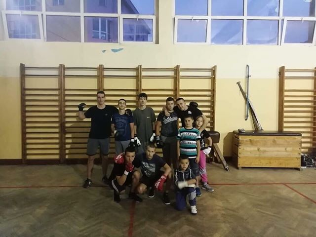 MMA klub Mantis iz Zvečana