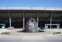 Međunarodni aerodrom Adem Jašari Priština