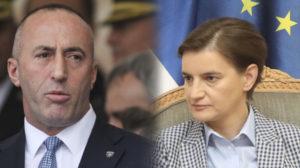 Ana Brnabić Ramuš Haradinaj
