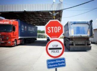 Carina Takse Kamioni Granica