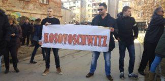 Protest studenata Mitrovica