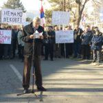 Protest penzioneraProtest penzionera