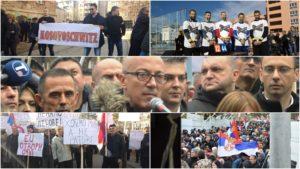 Protesti Mitrovica
