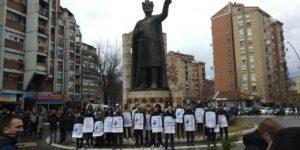 Protest studenti