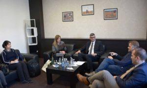 Rikalo sa predstavnicima Svetske banke(1)