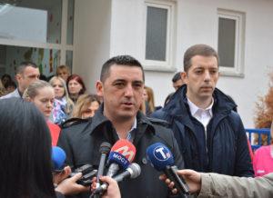 Aleksandar Spirić otvaranje obdaništa