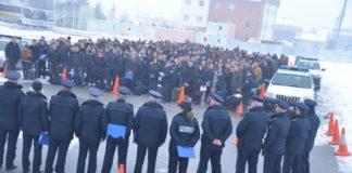 Kadeti kosovske policije