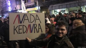 Protesti Vučić