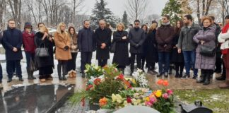Pomen Oliver Ivanović Novo Groblje