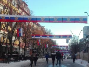 zastave rusije Mitrovica