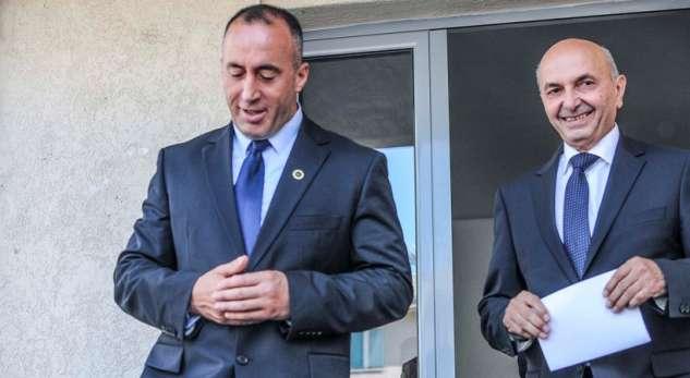 Haradinaj i Isa