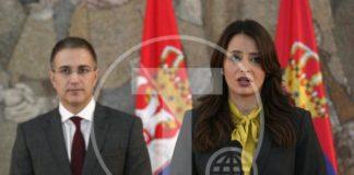 Nela Kuburović i Nebojša Stefanović