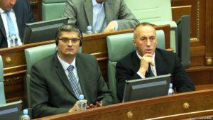 Nenad Rikalo i Ramuš Haradinaj