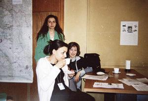 Rad u UN Tatjana Lazarević