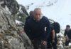 Ramus Haradinaj u snegu