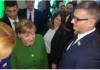 Nenad Rikalo i Angela Merkel