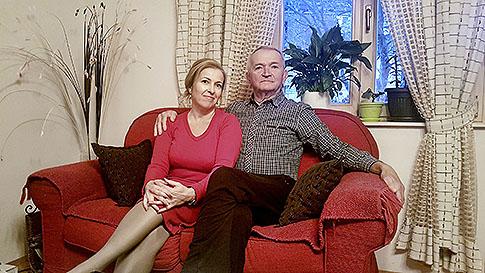 Tatjana Lazarevic sa ocem.