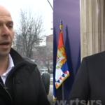 Slavko Simić i Aleksandar Vučić