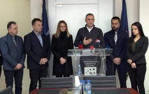 Slobodan Petrovic SLS konferencija