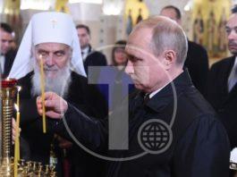 Putin i Irinej