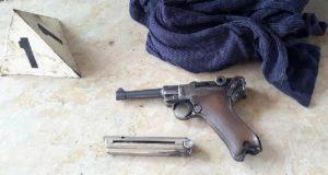 Zaplenjen pistolj