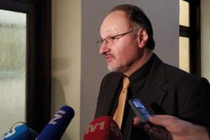 pomoćnik ministra trgovine i ekonomskih odnosa Bosne i Hercegovine Mithat Salić