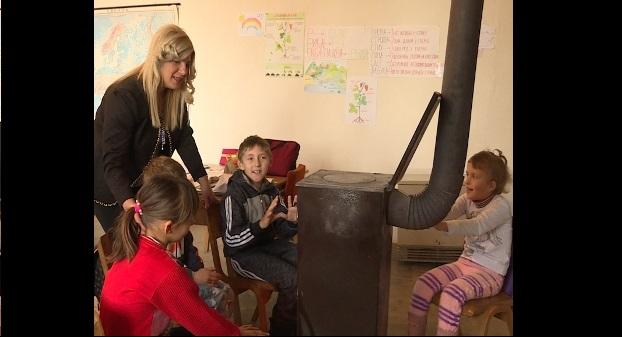 Osnovna škola Jovan Cviljić u Drenu, Zubin Potok istureno odejenje