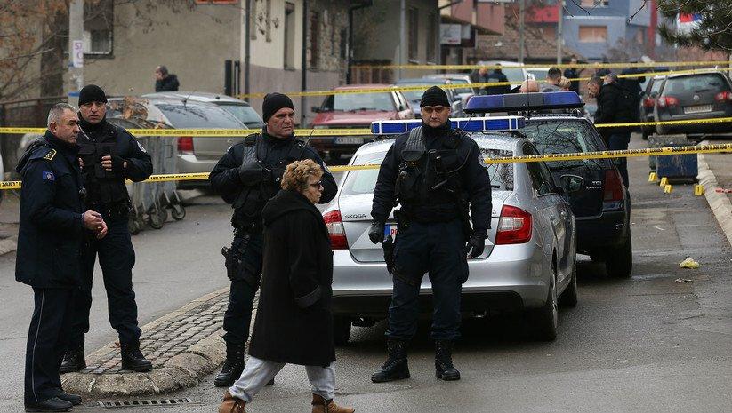 Foto: AP Photo/Bojan Slavkovic / Mesto ubistva Olivera Ivanovića