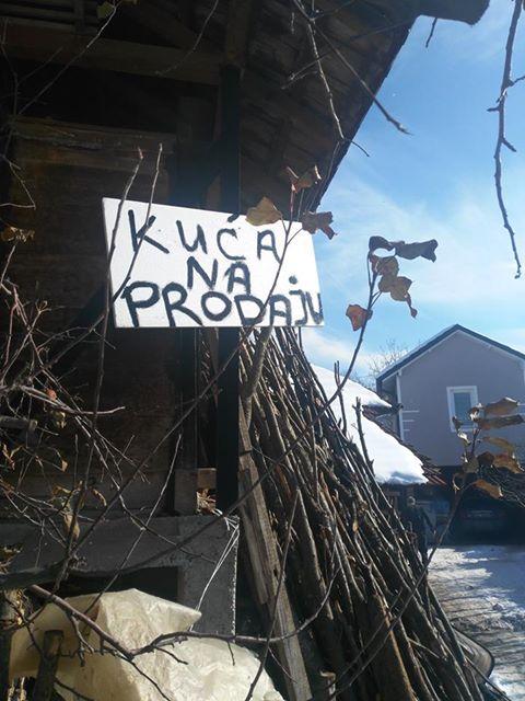 Kuća na prodaju, selo Grnčar opština Klokot