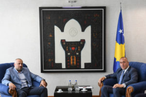 RamuŠ Haradinaj i Milan Radoičić