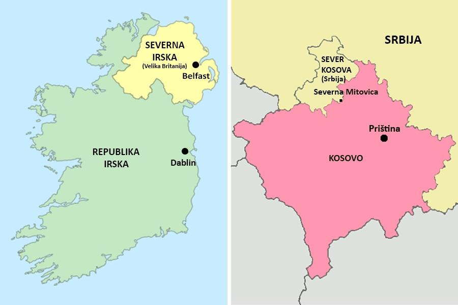 Severna Irska Kosovo