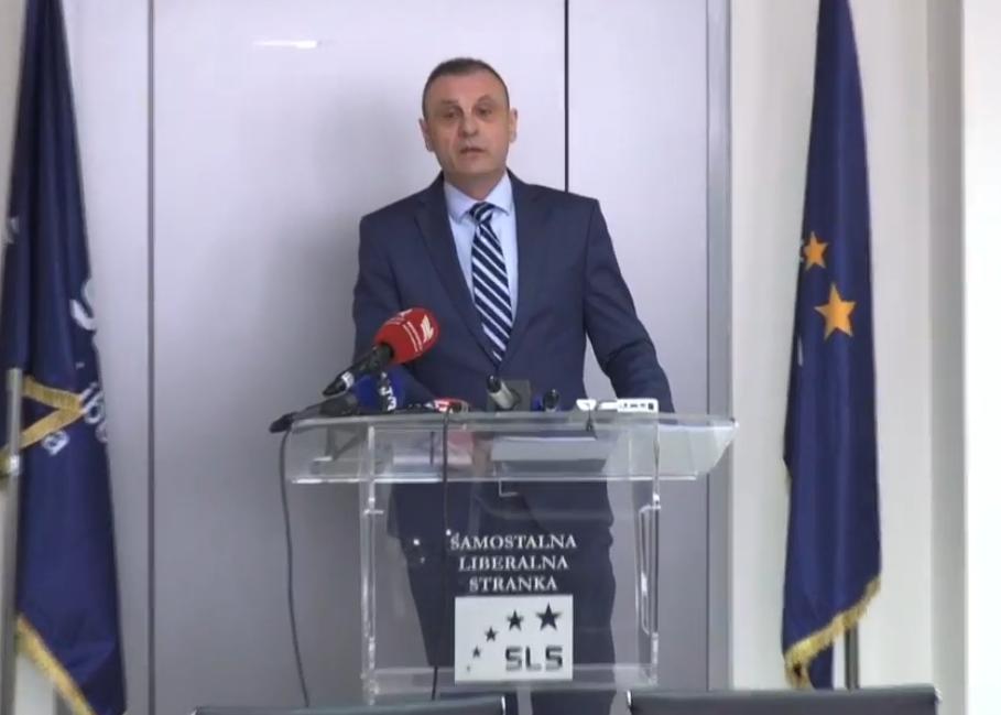 Slobodan Petrović SLS