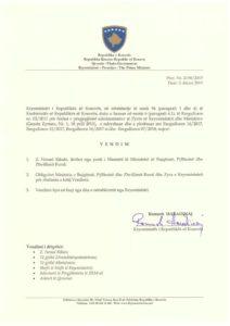 Rikalo Haradinaj